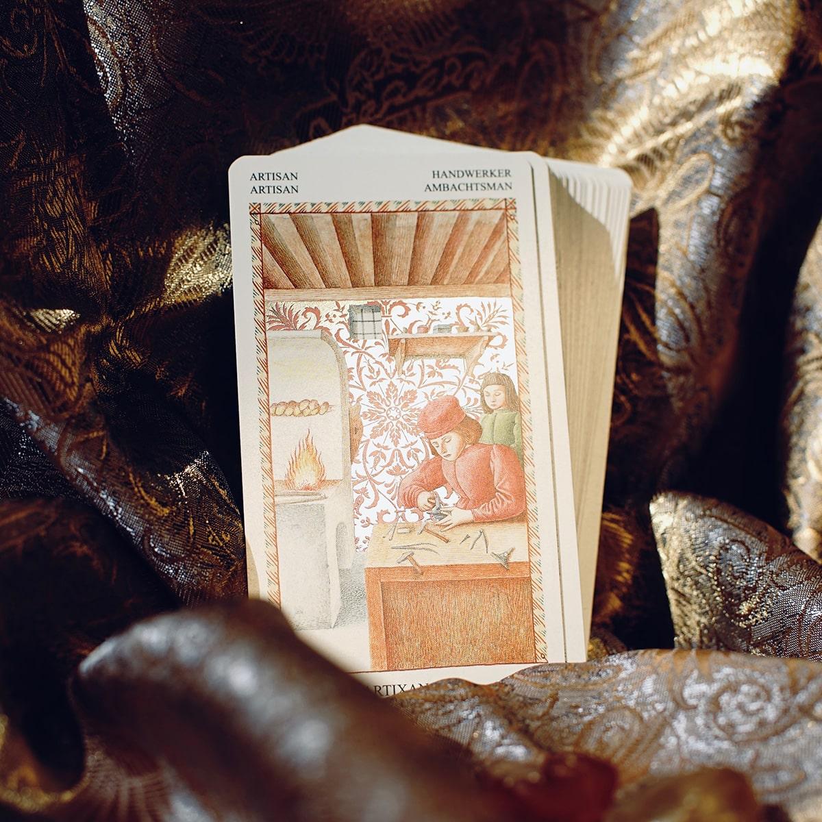 Tarot Mantegna