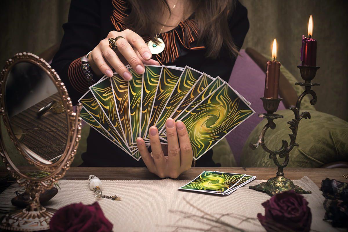 Tarot Visa pago por tarjeta