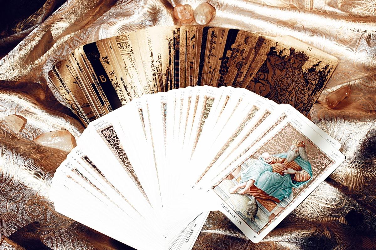 Tarot de Visconti Sforza