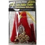 Amuleto morralito San Judas Tadeo