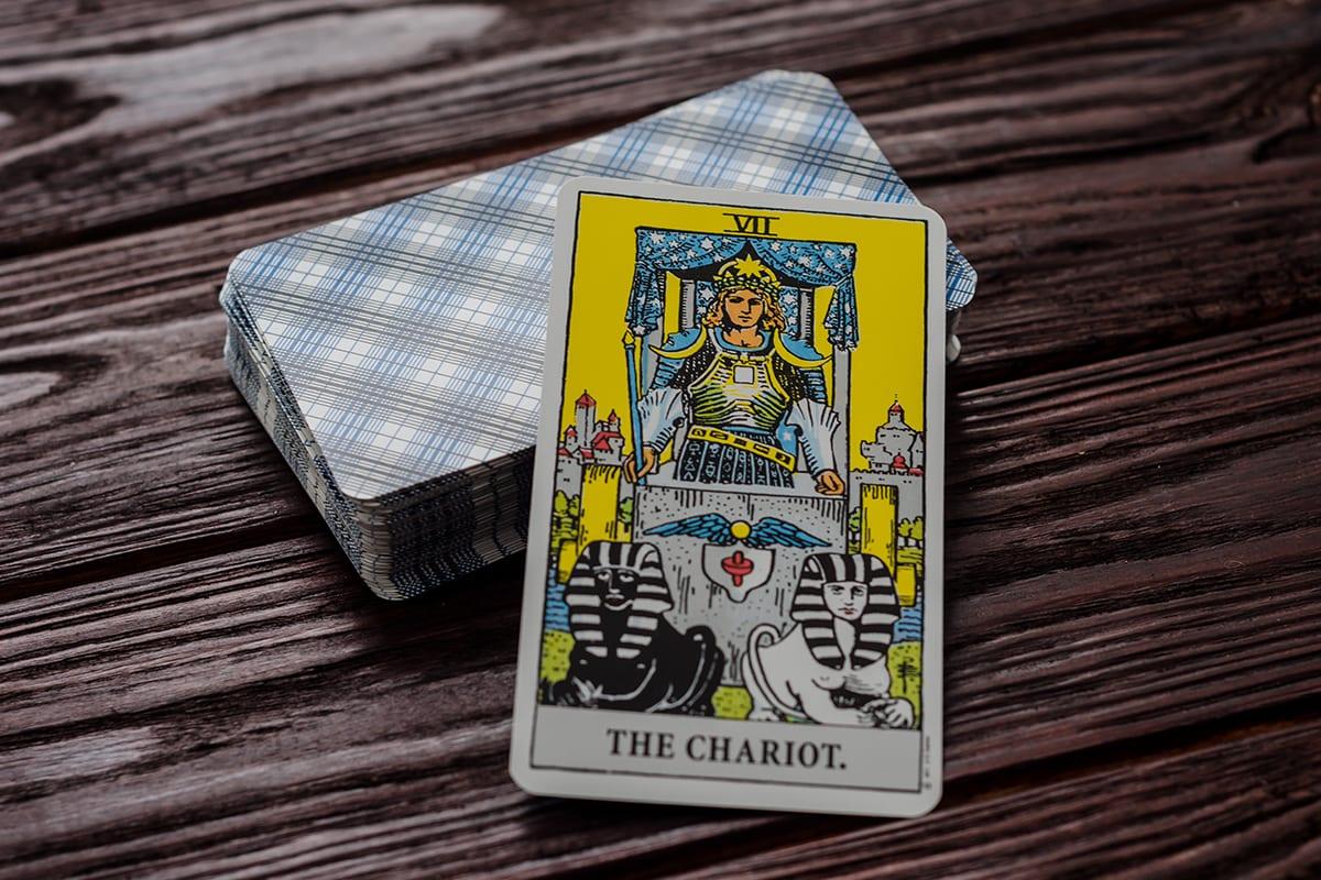 Carta Tarot: El Carro