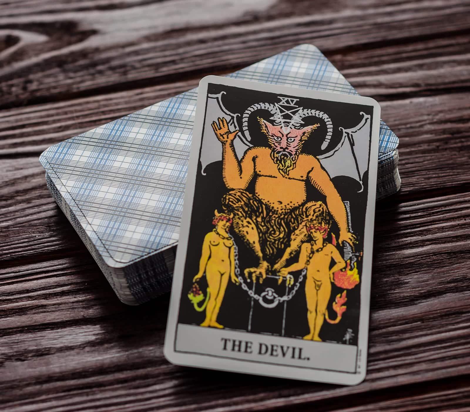 Carta Tarot: El Diablo