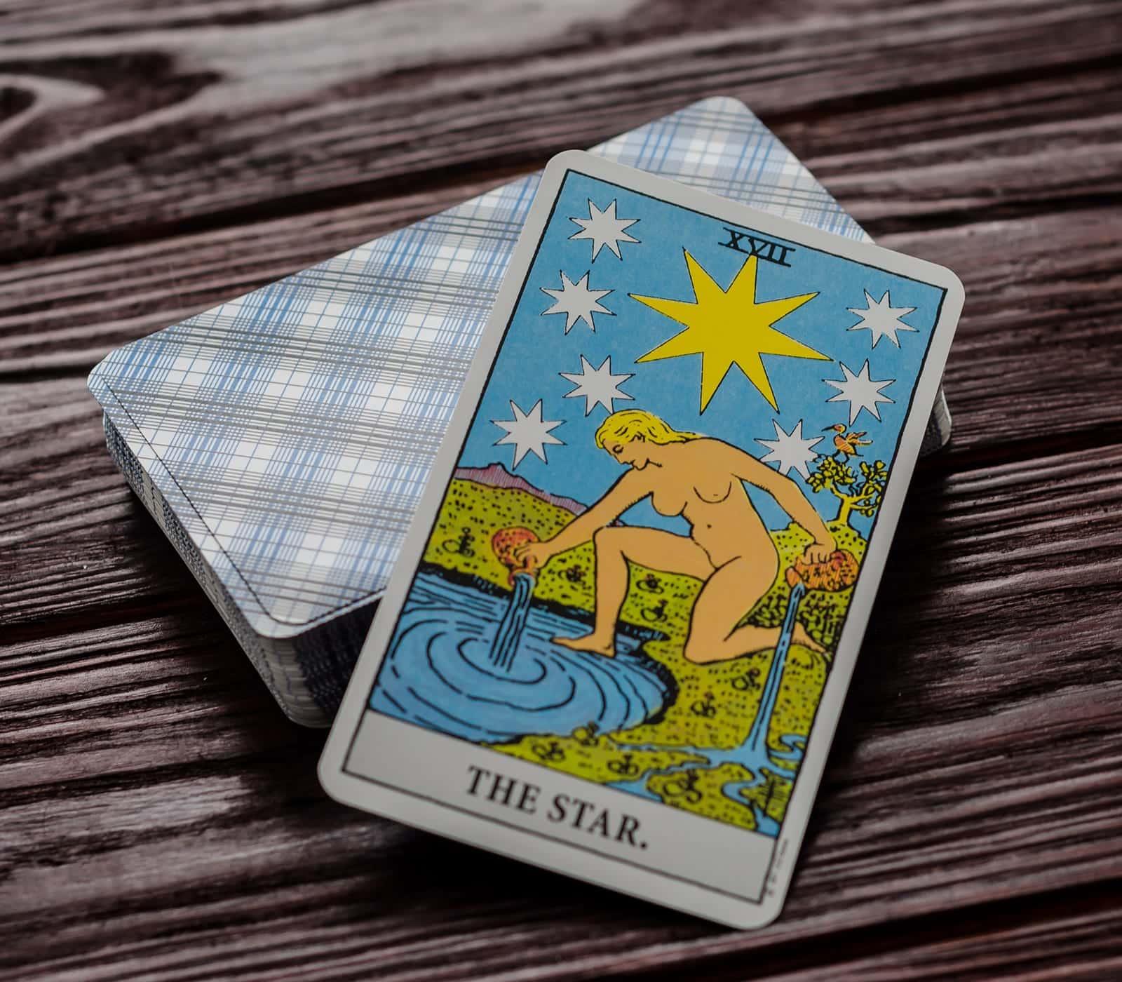 Carta Tarot: La Estrella