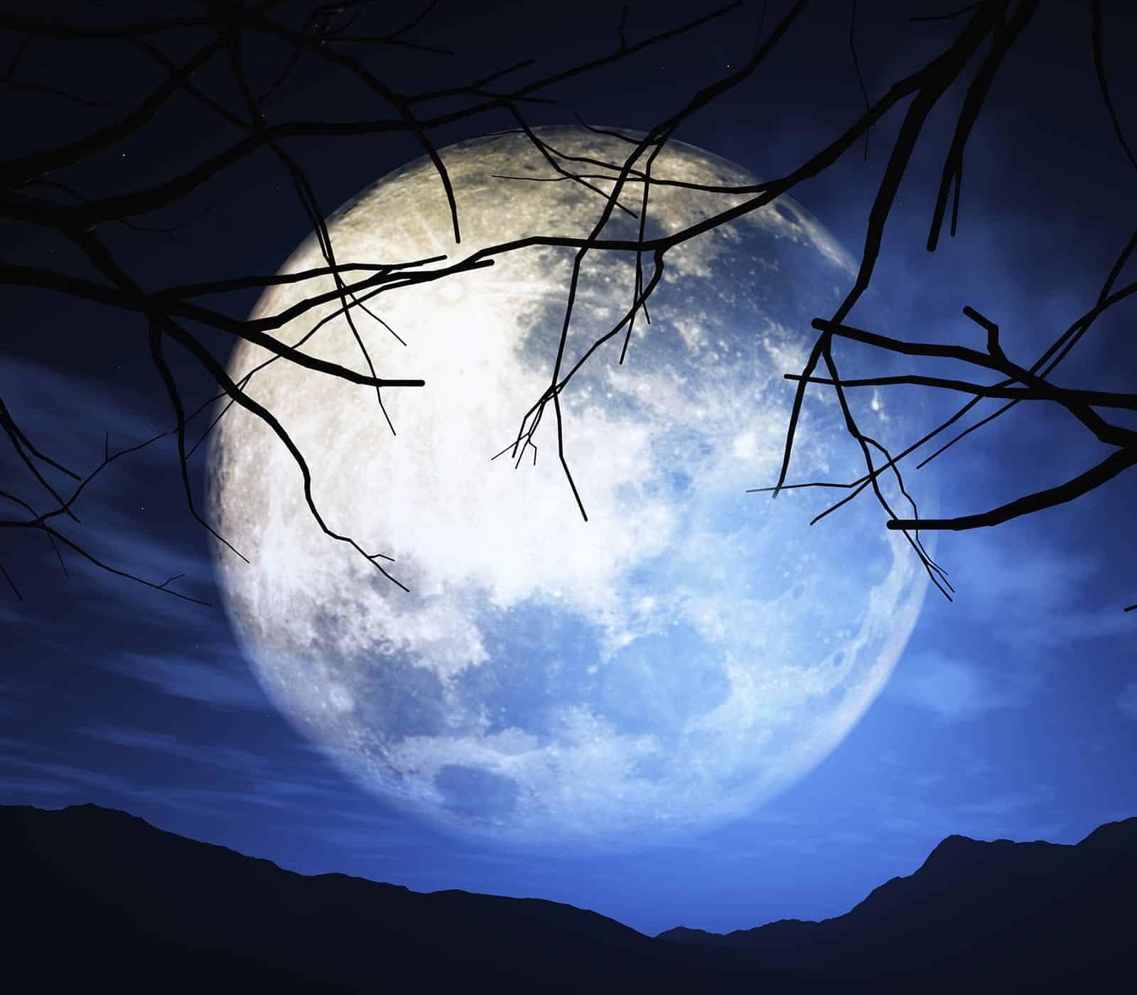 Carta Tarot: La Luna