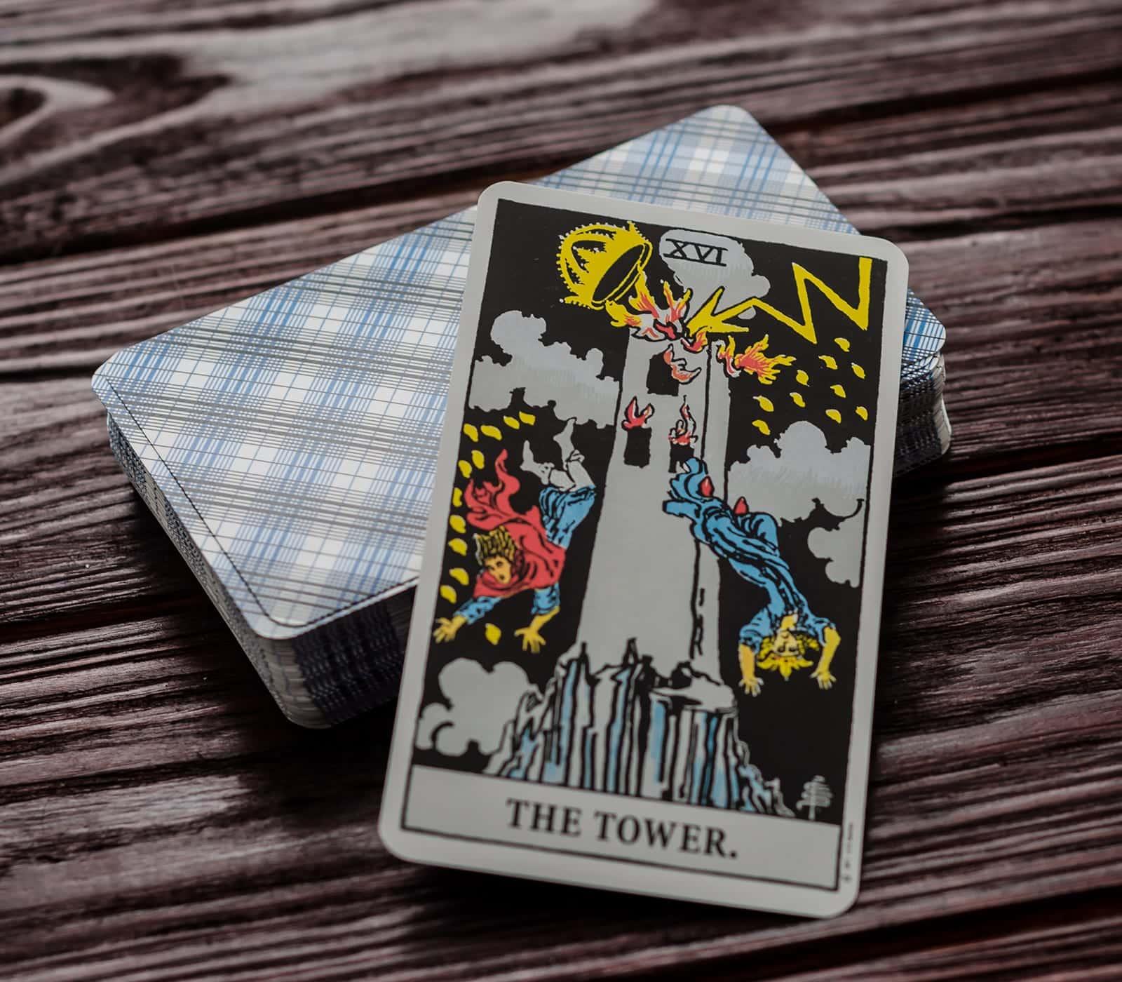 Carta Tarot: La Torre