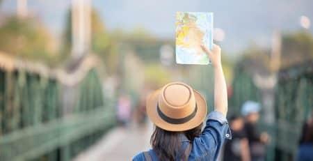 Cartas del tarot que significan viajes