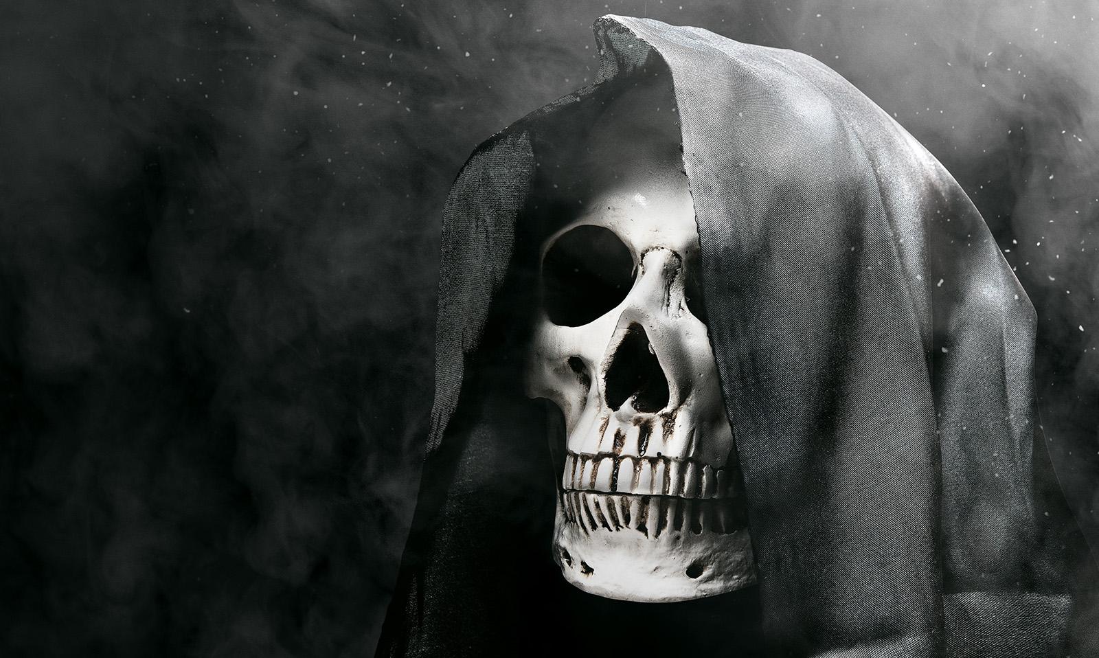 Endulzamiento con la santa muerte