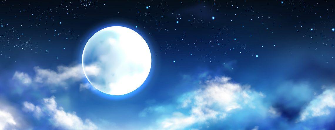 Endulzamiento en luna llena