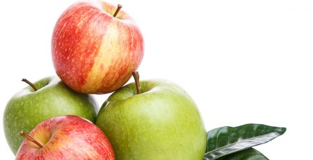 Endulzamiento con manzana