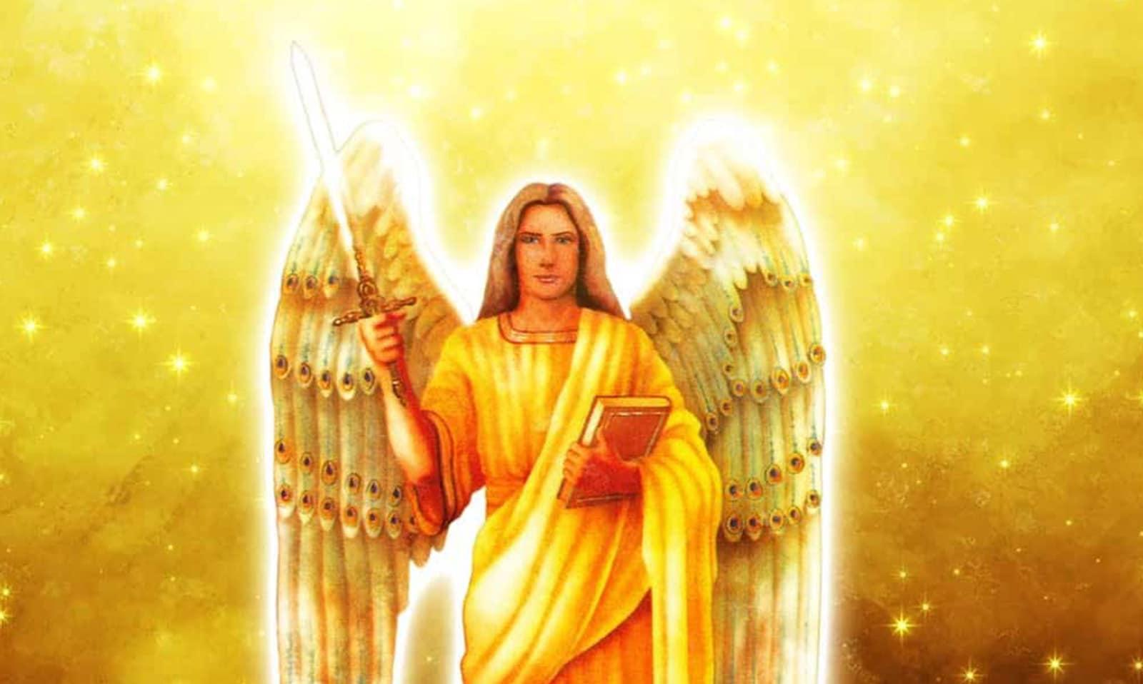 Oración a San Jofiel arcángel