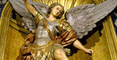 Oración San Miguel