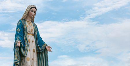 Soñar con la Virgen María