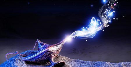 Soñar con magia