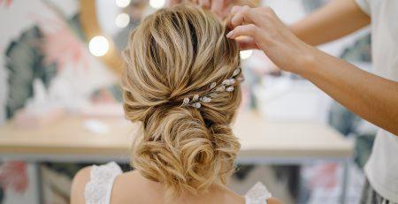 Endulzamiento con cabello