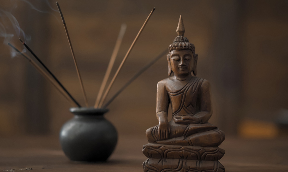 Inciensos para meditar