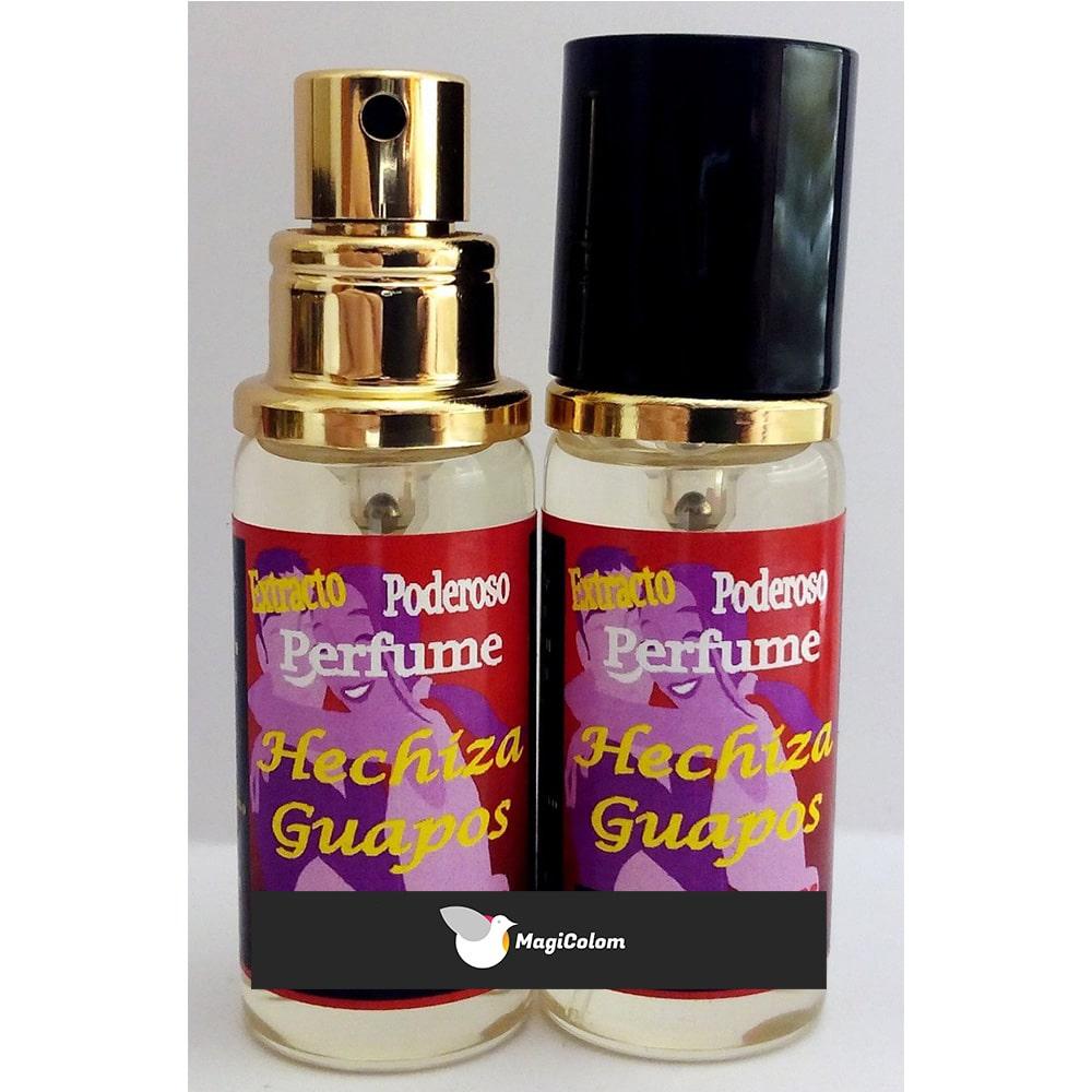Poderoso Perfume Mágico Hechiza Guapos