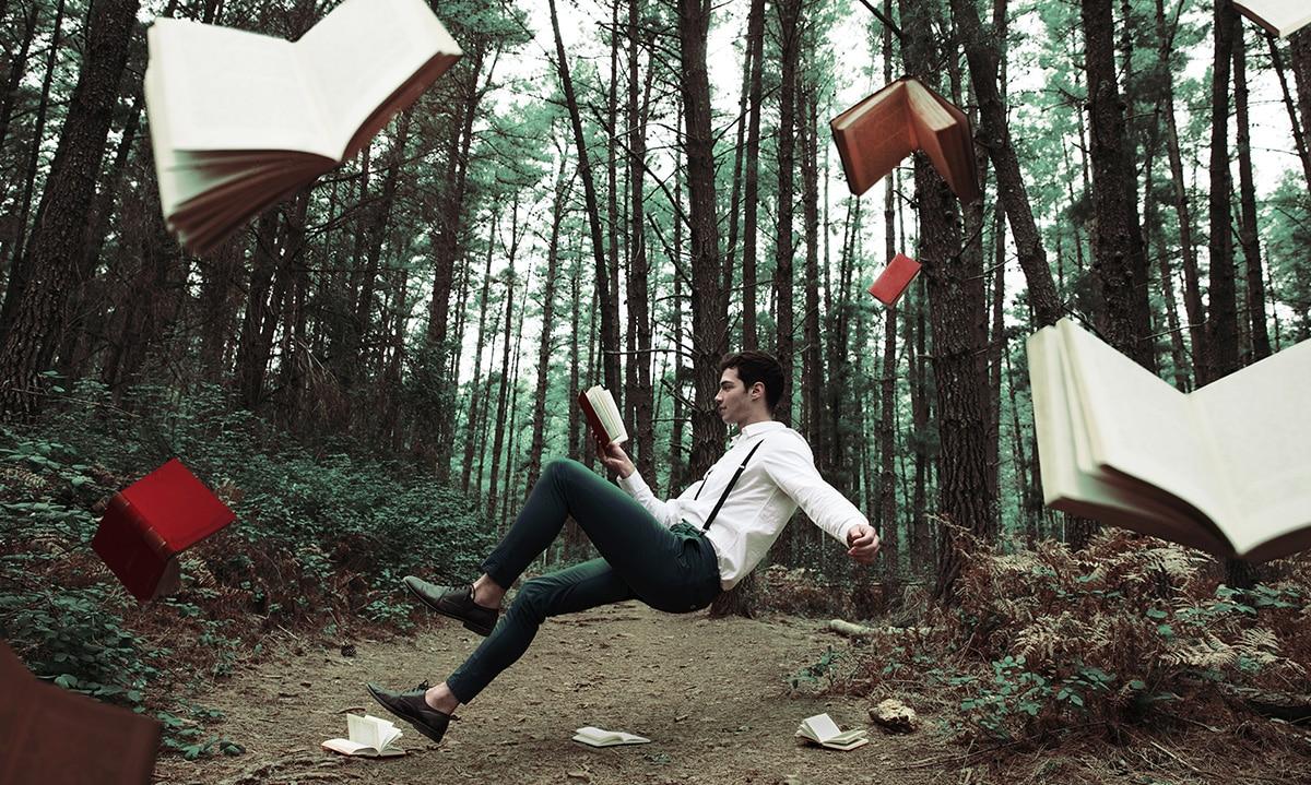 Soñar con levitación