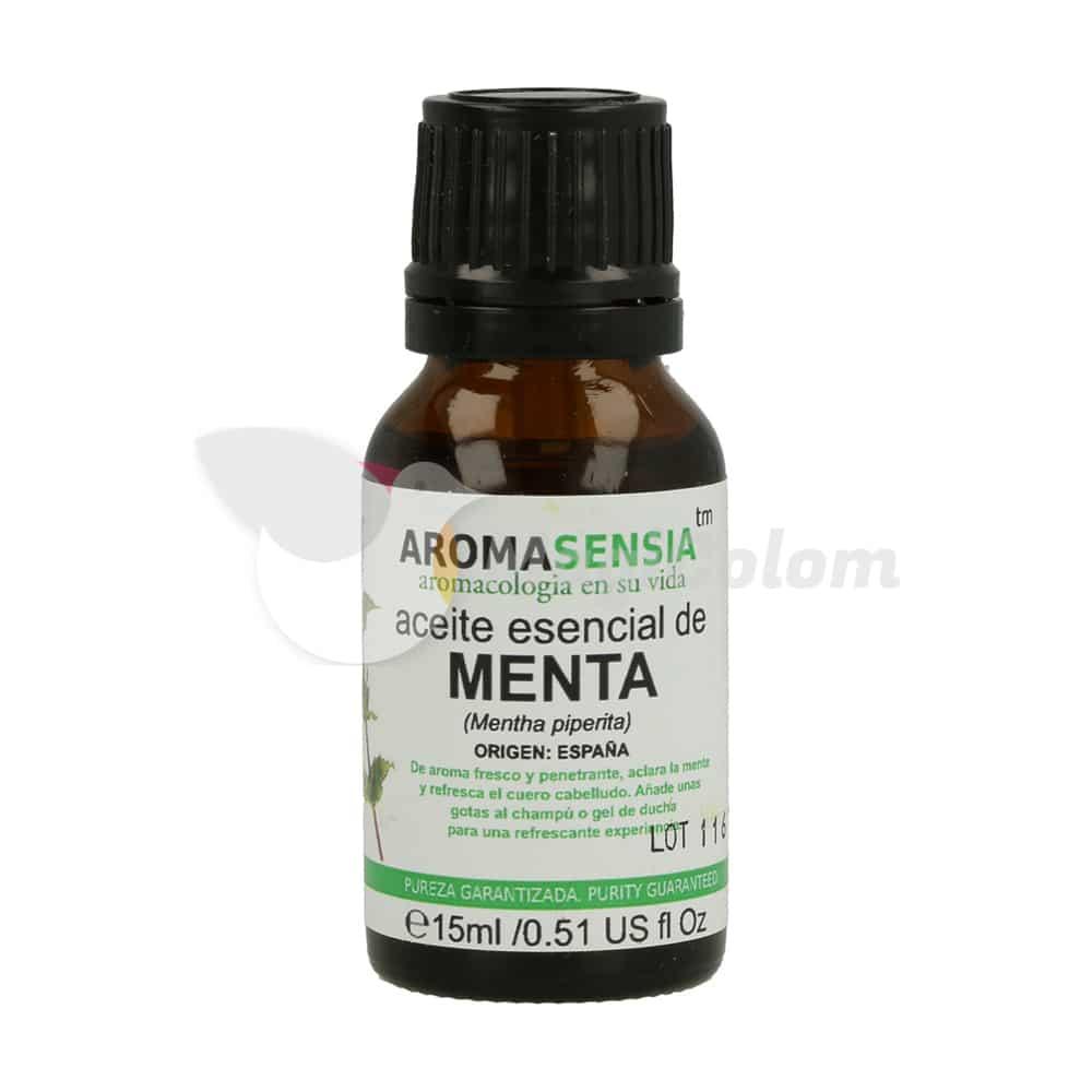 Aceite esencial Menta Aromasensia