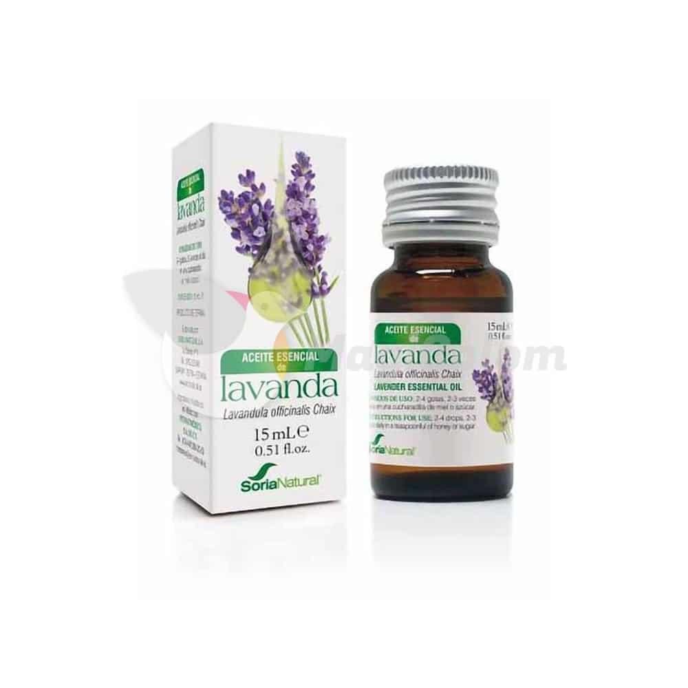 Aceite Esencial de Lavanda Soria Natural