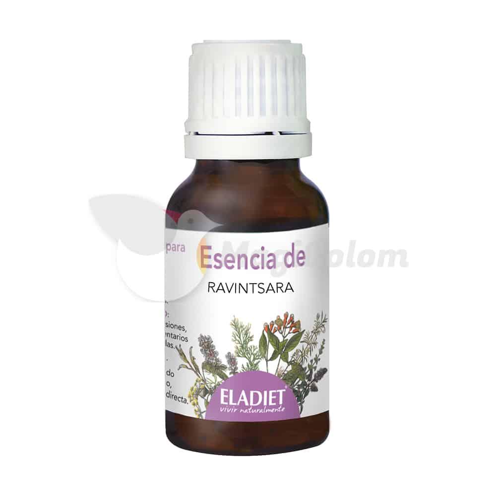 Aceite esencial Ravintsara Eladiet