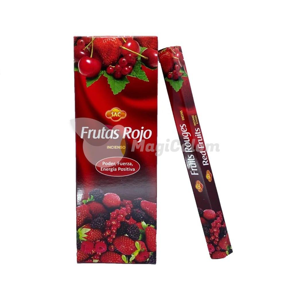 Incienso Frutos Rojos Sac