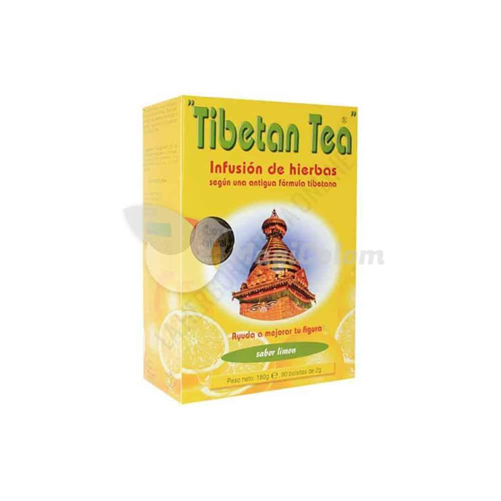 Tibetan Tea sabor Limón Oriental Secrets