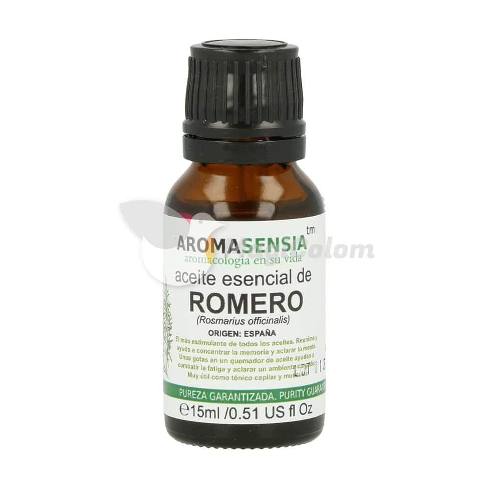 Aceite Esencial Romero Aromasensia