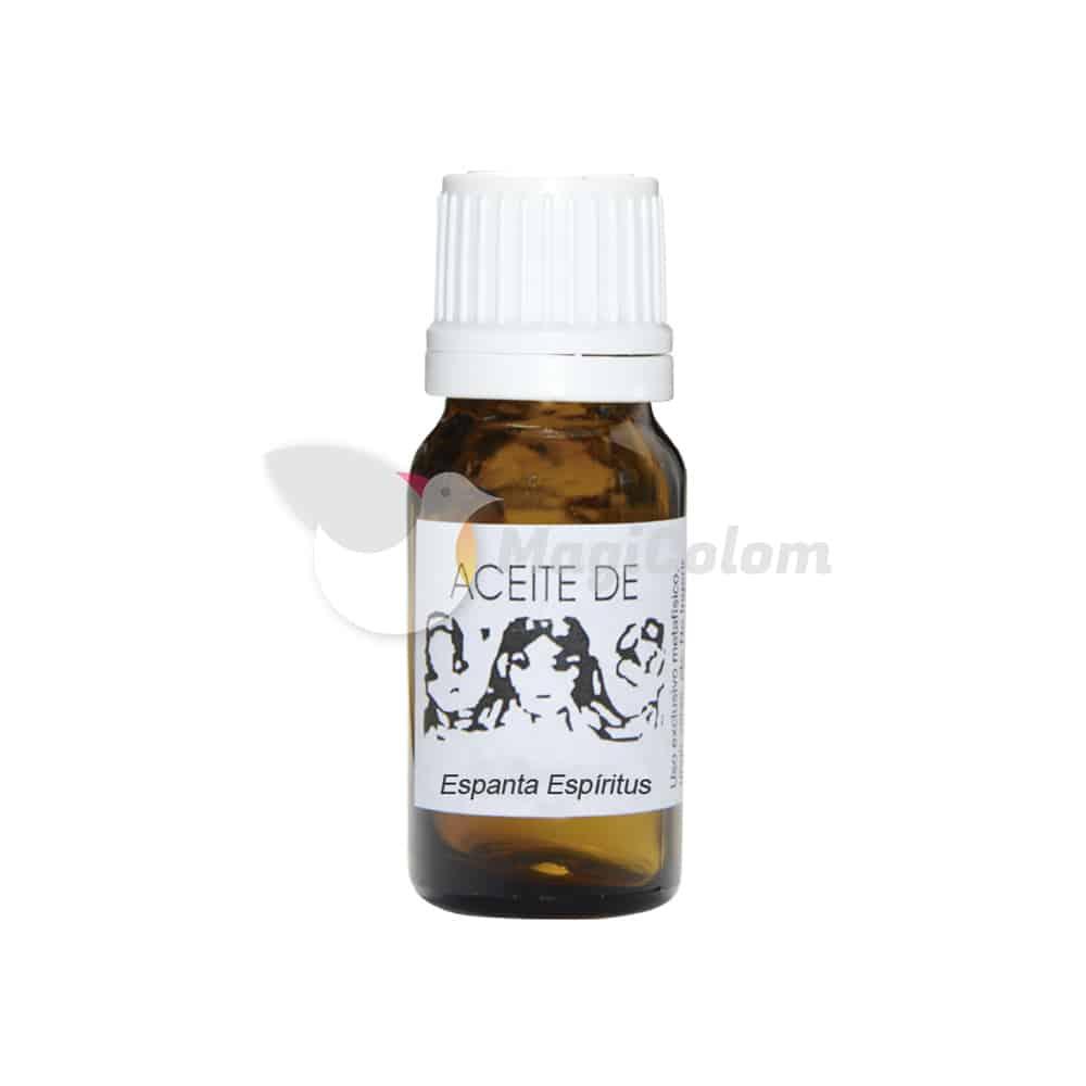 Aceite Espanta Espíritus Esotérico