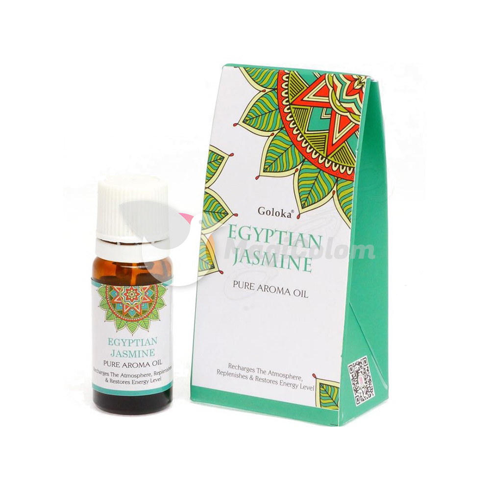 Goloka Aceite Esencial Jazmín