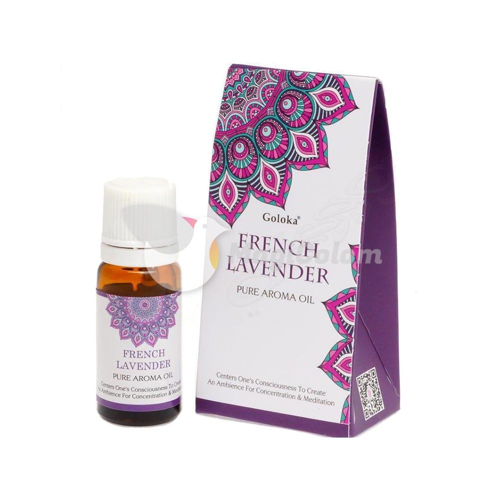 Goloka Aceite Esencial Lavanda