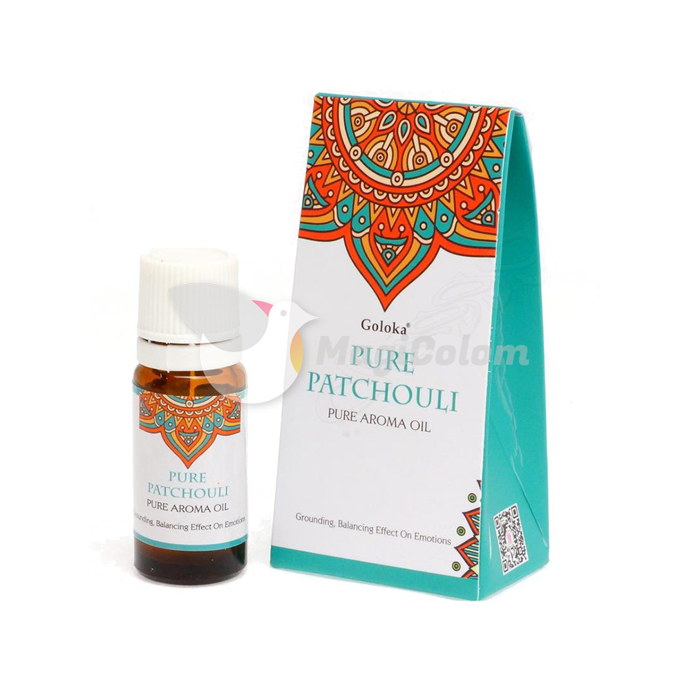 Goloka Aceite Esencial Patchouli