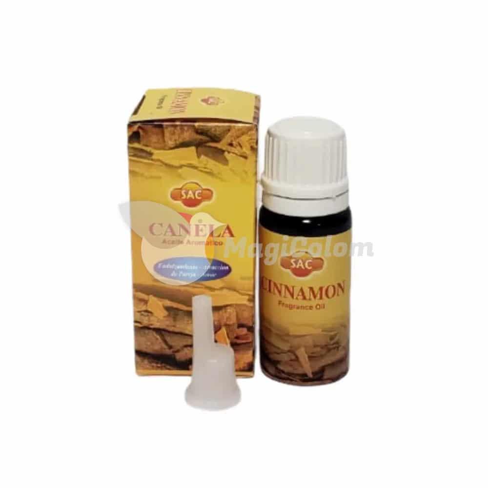 Aceite SAC Canela