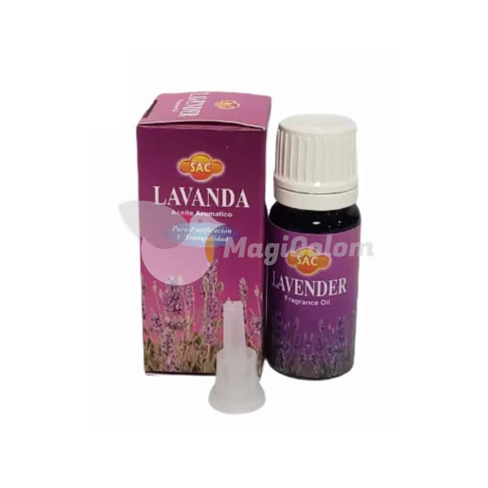 Aceite SAC Lavanda