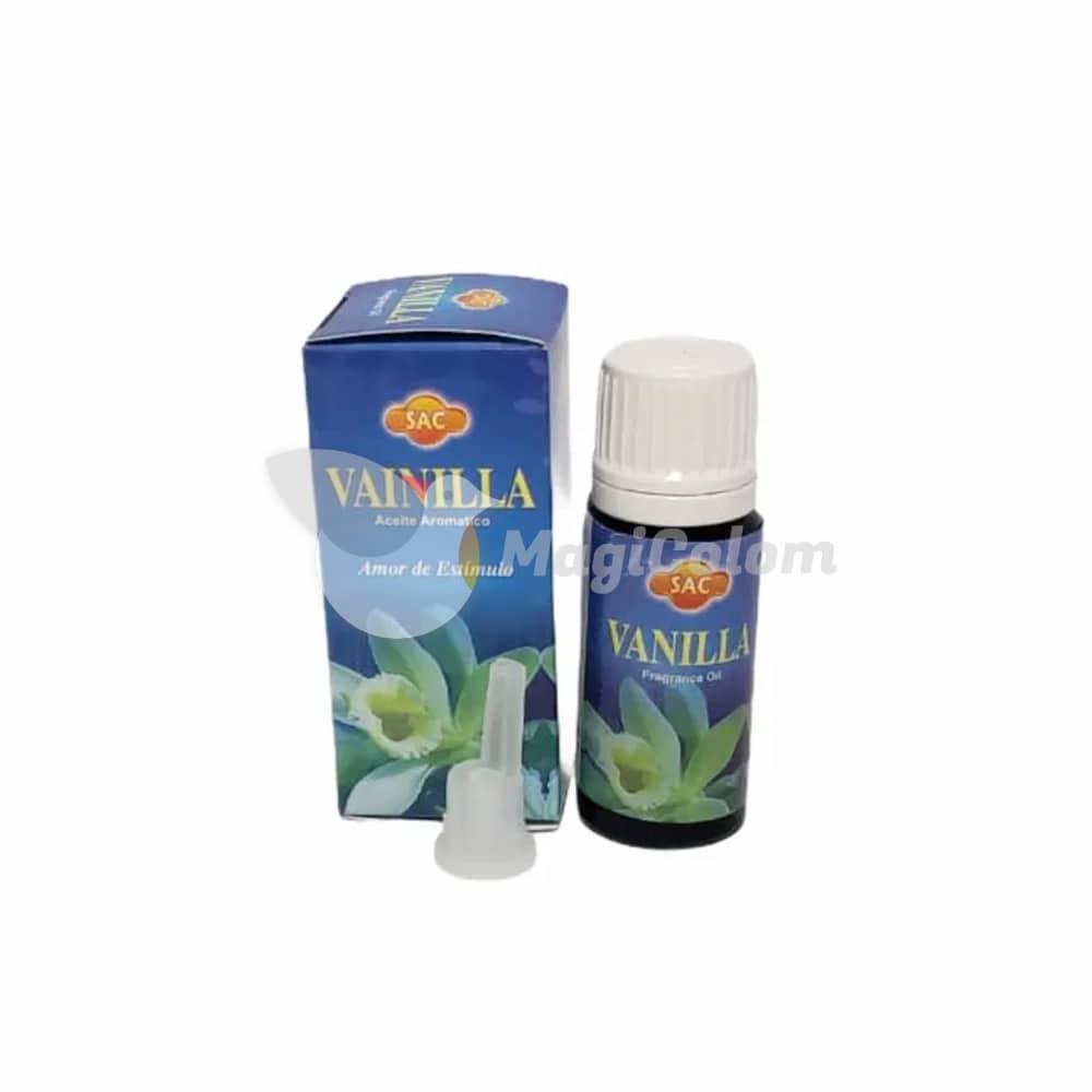 Aceite SAC Vainilla