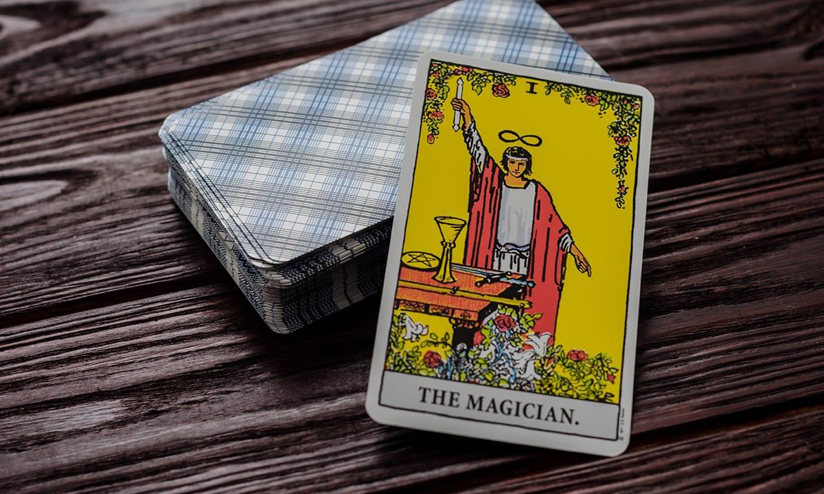 El Mago Combinaciones Tarot
