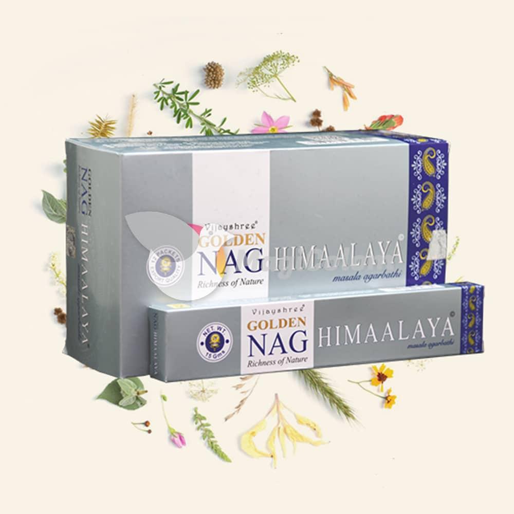 Incienso Golden Nag Himalaya
