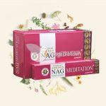 Incienso Golden Nag Meditación
