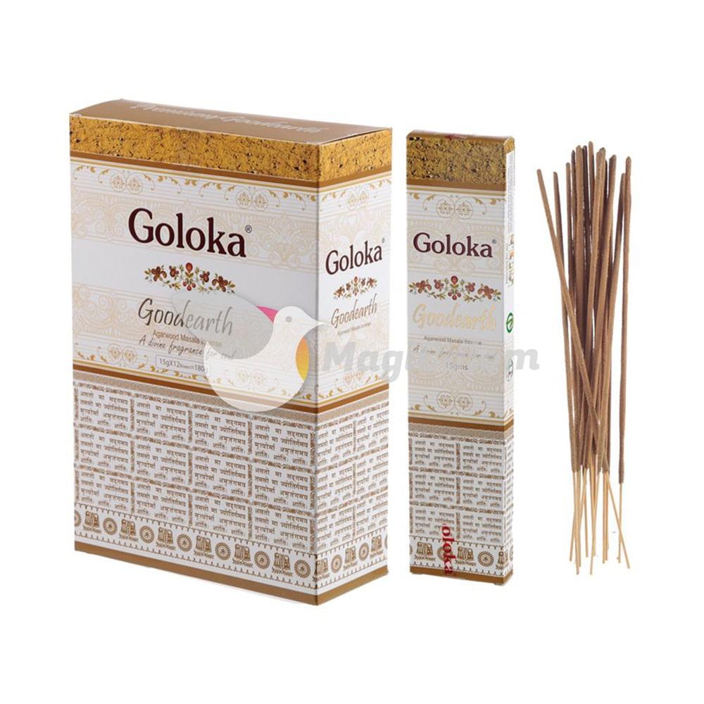 Incienso Goloka Premium Goodearth