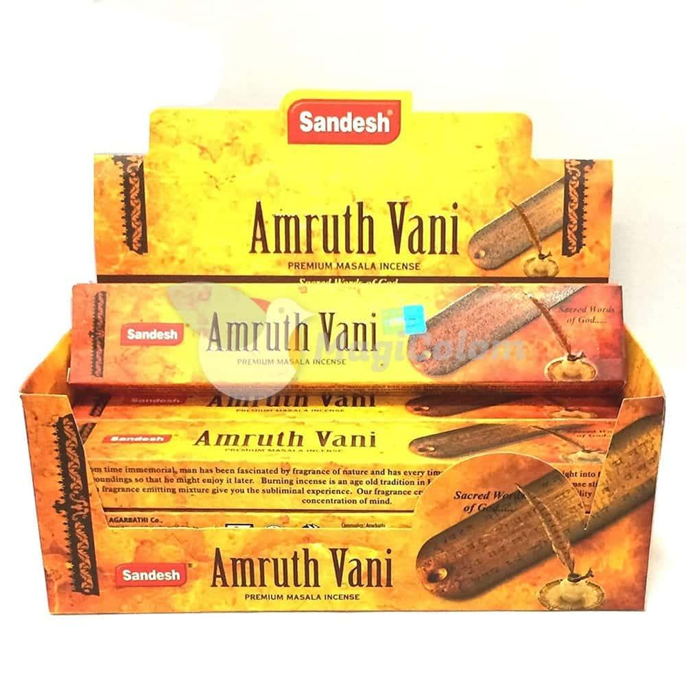 Incienso Sandesh Amruth Vani