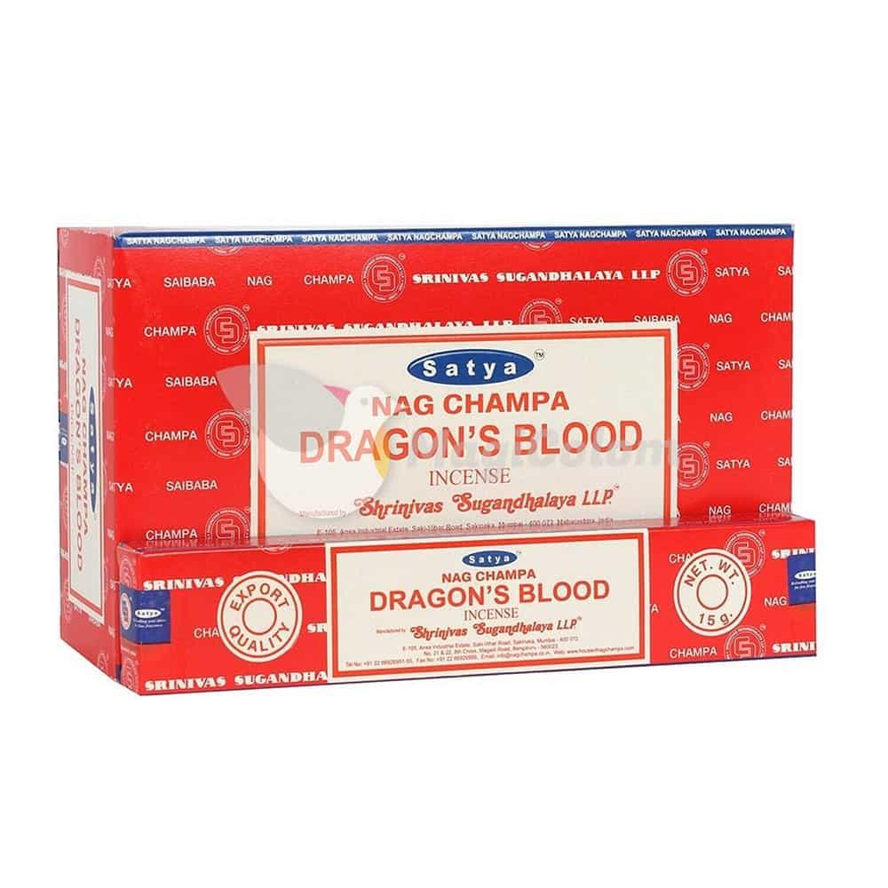 Incienso Satya Sangre de Dragón