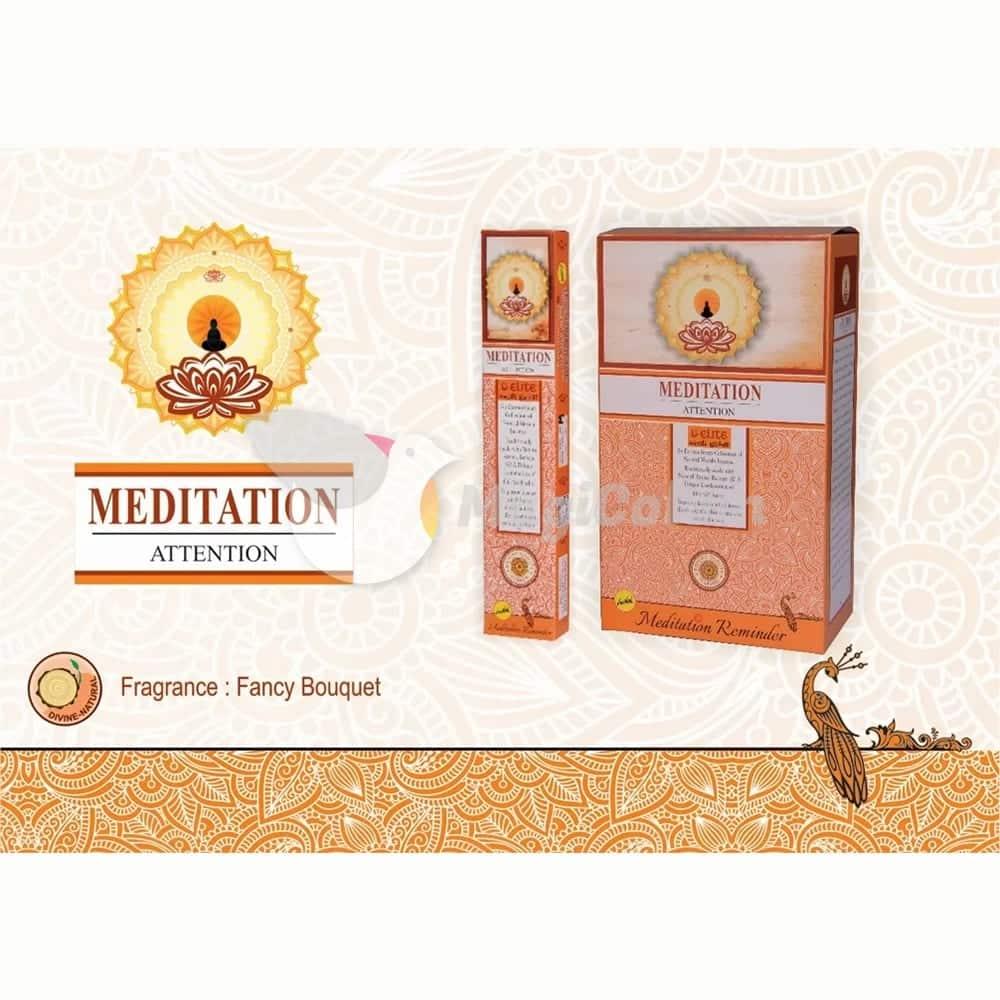 Incienso Sreevani Meditación