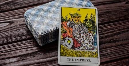 La Emperatriz Combinaciones Tarot