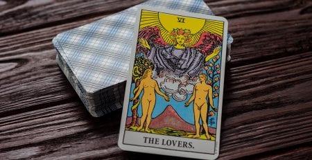 Los Enamorados Combinaciones Tarot