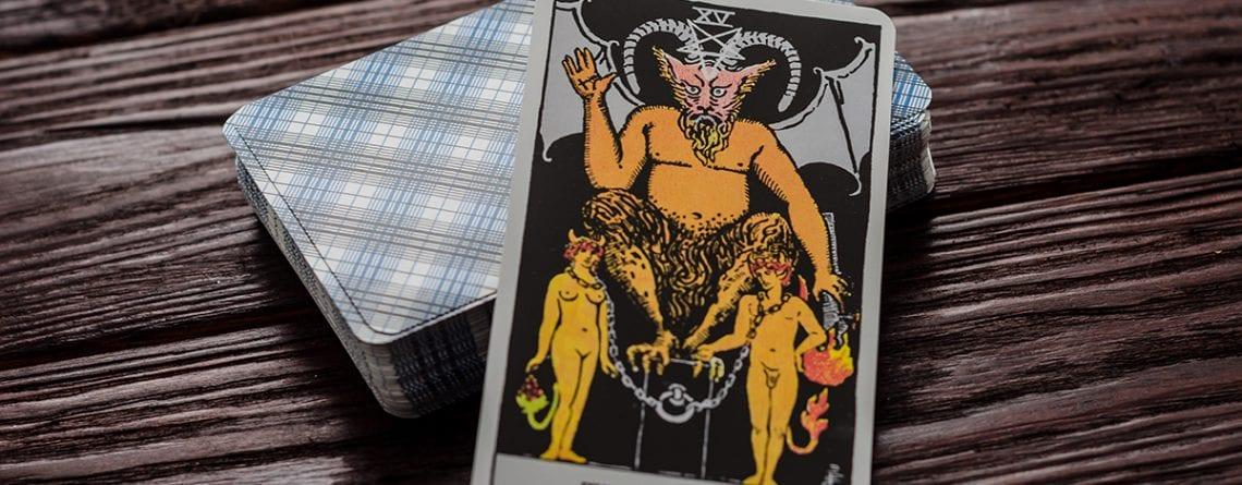 Diablo Combinaciones Tarot