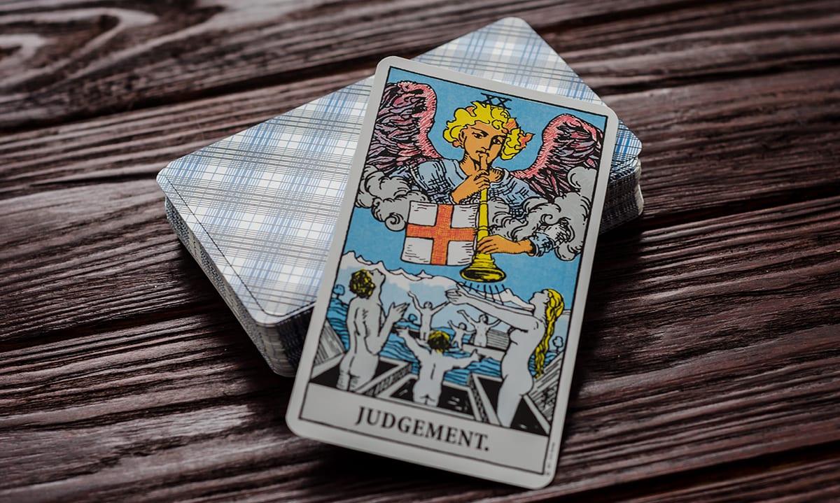 El Juicio Combinaciones Tarot