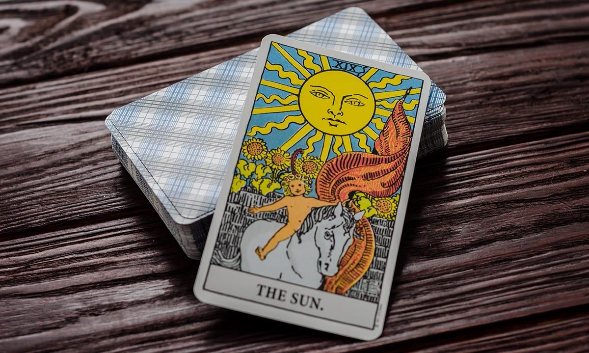 El Sol Combinaciones Tarot