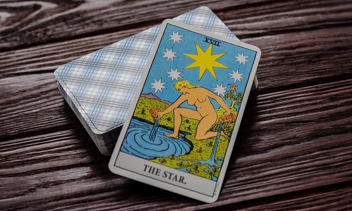La Estrella Combinaciones Tarot