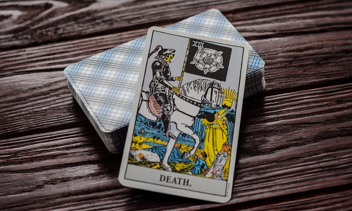 La Muerte Combinaciones Tarot
