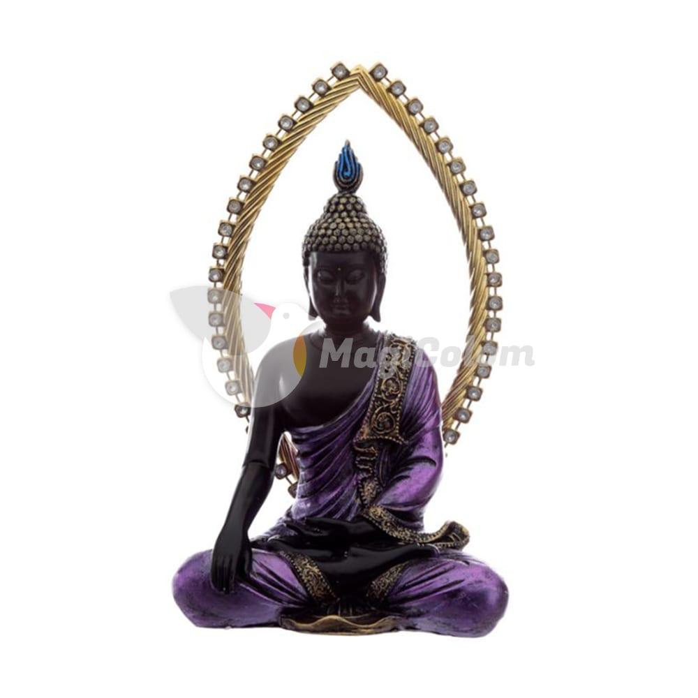 Figura de Buda Tailandés Meditando, Relax