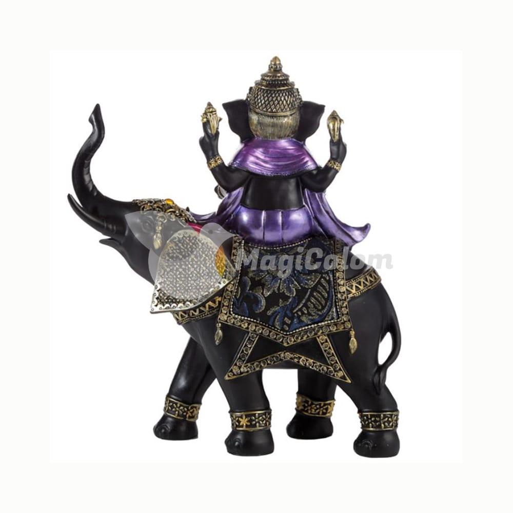 Figura Ganesha en Elefante Perfección
